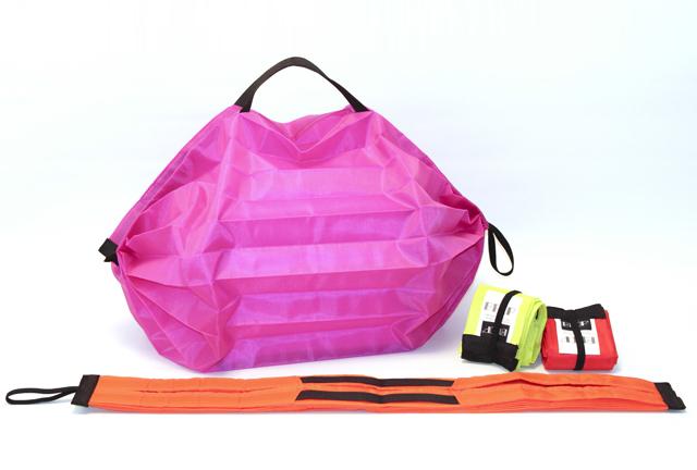 Nouveau sac shopping B'Pop pliable et compact