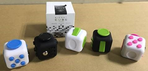 Fidget Cube Publicitaire